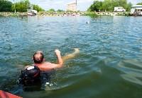 МЧС обучает детей спасать людей на воде, Фото: 45