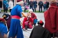 Средневековые маневры в Тульском кремле. 24 октября 2015, Фото: 79