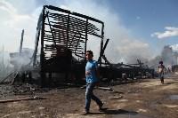 Пожар в Плеханово 9.06.2015, Фото: 37