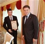 Владимир Груздев встретился со школьниками Тульской области, Фото: 6