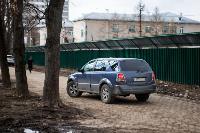 Рейд по парковкам на газонах, Фото: 7