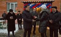Владимир Груздев и Марина Левина вручили ключи от новых квартир детям-сиротам, Фото: 4