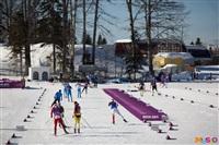 Состязания лыжников в Сочи., Фото: 13