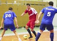 25 тур Высшей лиги ЛЛФ по мини-футболу. 21-22 февраля 2015, Фото: 11