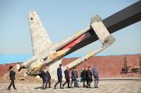 Полномочный представитель Президента России в ЦФО осмотрел мемориал «Защитникам неба Отечества», Фото: 7
