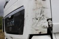 Возле поста ДПС в Плавске столкнулись три иномарки и фура, Фото: 9