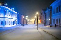В Туле ночью бушевал буран, Фото: 59