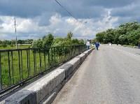Ремонт Баташевского моста продлится до сентября, Фото: 13