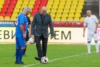 Игра легенд российского и тульского футбола, Фото: 28