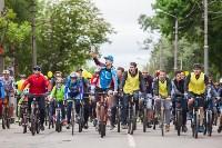 В Туле прошел большой велопарад, Фото: 162