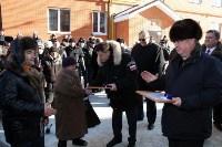 Владимир Груздев и руководители Фонда содействия реформированию ЖКХ в Кимовске , Фото: 10
