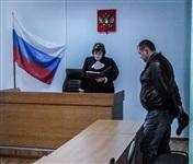 Уголовное дело в отношении А. Астахова. 6 ноября, Кимовский городской суд, Фото: 6