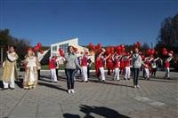 Первый этап эстафеты олимпийского огня: Пролетарский район, Фото: 38