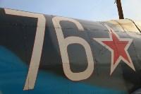Установка копии Ла-5ФН на несущую опору мемориала «Защитникам неба Отечества» , Фото: 10