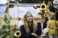 Праздник урожая в Новомосковске, Фото: 58