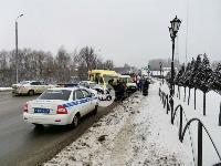 В Туле в ДТП со скорой пострадали три человека, Фото: 5