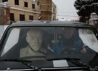 Шарф, денежка и Ленин, Фото: 2