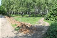 Окопы в Пролетарском парке, Фото: 2