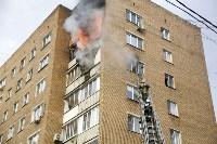 Пожар на проспекте Ленина, Фото: 14
