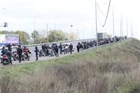 Закрытие мотосезона в Новомосковске, Фото: 2