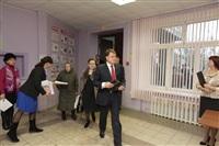 Встреча с губернатором. Узловая. 14 ноября 2013, Фото: 2
