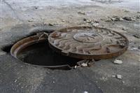 Прорыв водопровода на ул. Арсенальной. 22 января 2014, Фото: 4