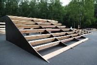 Строительство скейтпарка в Центральном парке., Фото: 6