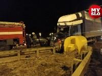 Столкновение Renault и грузовика, Фото: 6