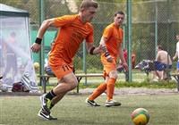 Тульские любители футбола сделали очередной шаг к заветным кубкам, Фото: 3