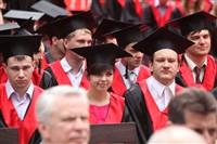 Владимир Груздев поздравил выпускников магистратуры ТулГУ, Фото: 4