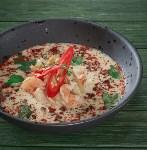 Суп чаудер с треской и креветками, Фото: 37
