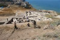 Раскопки городища 1 в. До н.э., Фото: 7