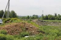 В тульском Заречье жители год добиваются ликвидации ядовитой свалки, Фото: 7