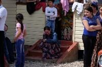 В Плеханово начали сносить дома в цыганском таборе, Фото: 148