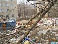 Свалка недалеко от доме № 7-А по улице Загородный проезд., Фото: 2