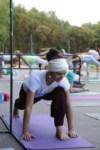Фестиваль йоги в Центральном парке, Фото: 22