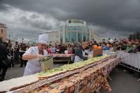 Гигантский гамбургер на площади, Фото: 16