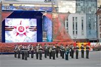 Вторая генеральная репетиция парада Победы. 7.05.2014, Фото: 7