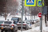 Последствия снежного циклона в Туле, Фото: 70