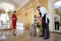 В Туле чествовали молодожёнов и супругов-юбиляров, Фото: 22