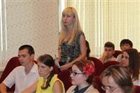 Встреча молодежного актива с Евгением Авиловым, Фото: 4