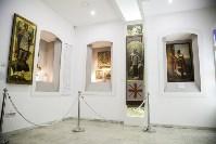 Монтаж экспозиции нового музея на Куликовом поле. Август 2016, Фото: 141