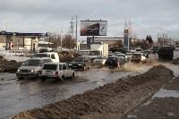 Потоп на ул. Рязанской и Восточном обводе, Фото: 7