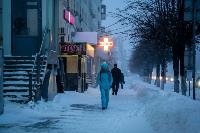 Тулу замело снегом, Фото: 4