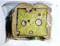 Рисунки на сэндвичах, Фото: 4