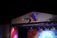 Этафета олимпийского огня. Площадь Ленина, Фото: 34