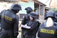В Плеханово продолжается снос незаконных цыганских построек, Фото: 29