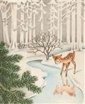Старинные рождественские открытки, Фото: 34
