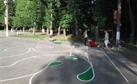 В Центральном парке появилась трасса для радиоуправляемых моделей, Фото: 11