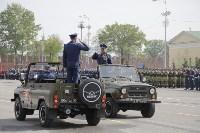 Генеральная репетиция парада Победы в Туле, Фото: 39